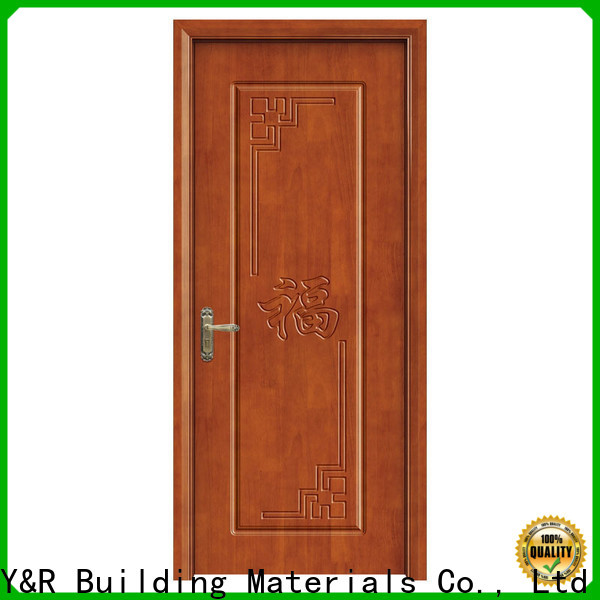 Y&R Building Material Co.,Ltd Custom plain interior doors Supply