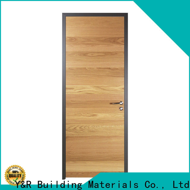 Y&R Building Material Co.,Ltd New cheap interior doors factory