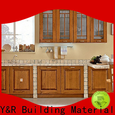 Y&R Building Material Co.,Ltd New modern kitchen cabinets Suppliers