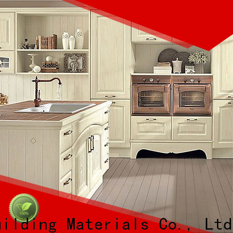 New best kitchen cabinets Suppliers