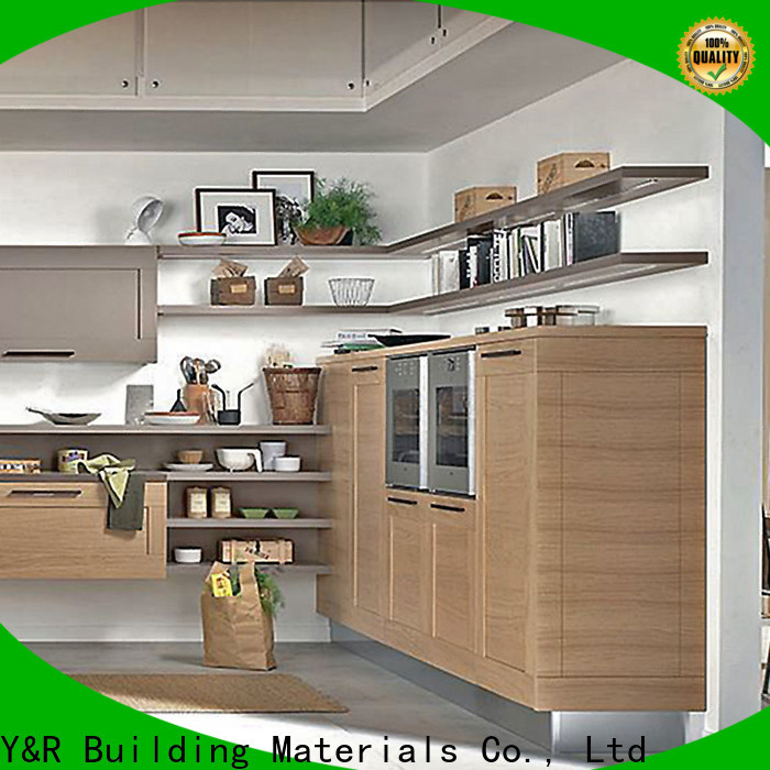 Y&R Building Material Co.,Ltd best kitchen cabinets company