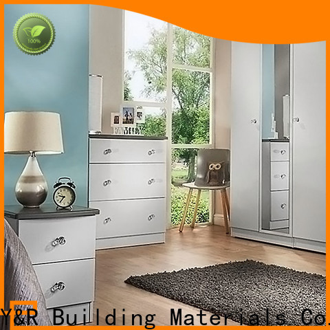 Y&R Building Material Co.,Ltd Wholesale standing wardrobe company
