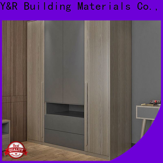 Y&R Building Material Co.,Ltd freestanding wardrobe company