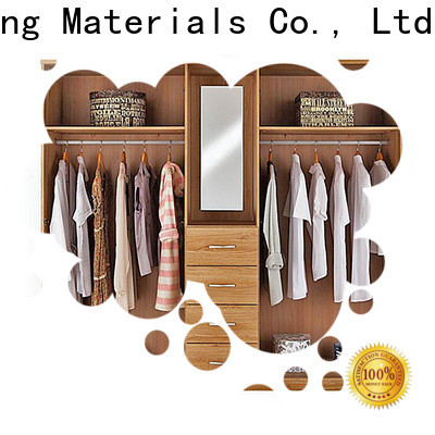 Y&R Building Material Co.,Ltd home closet for business
