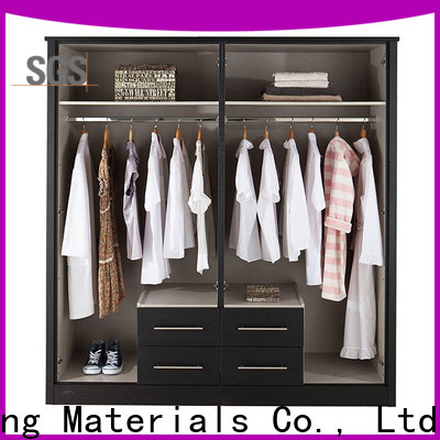 Y&R Building Material Co.,Ltd Best furniture armoire wardrobe for business