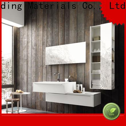 Y&R Building Material Co.,Ltd double bathroom vanity manufacturers