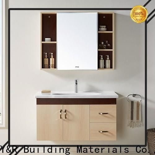 Best vanity bathroom cabinet Supply