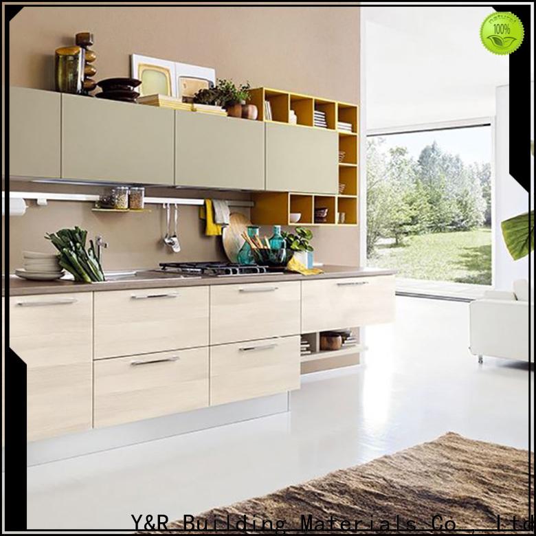 Best modern kitchen cabinets factory