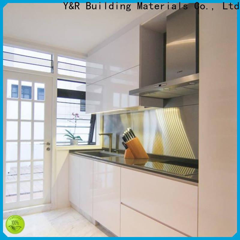 Y&R Building Material Co.,Ltd High-quality best kitchen cabinets Suppliers