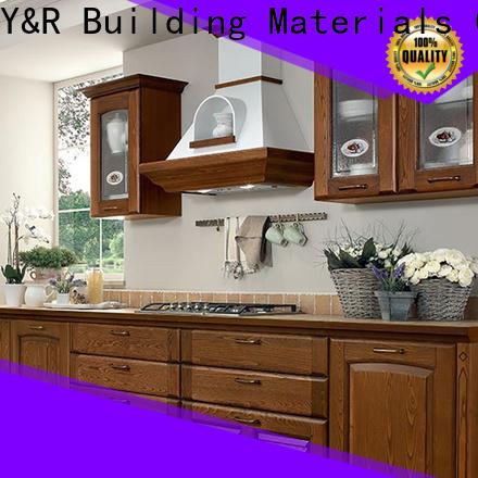 Top modern kitchen cabinets Suppliers