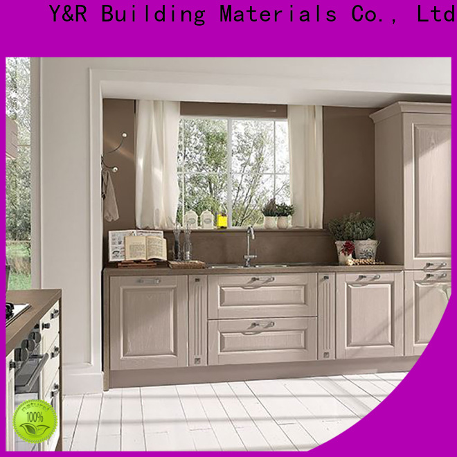 Y&R Building Material Co.,Ltd modern kitchen cabinets manufacturers