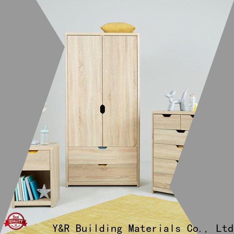 Y&R Building Material Co.,Ltd prefab wardrobe Supply