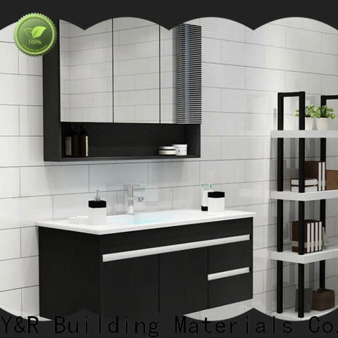 Y&R Building Material Co.,Ltd custom bathroom vanities Suppliers