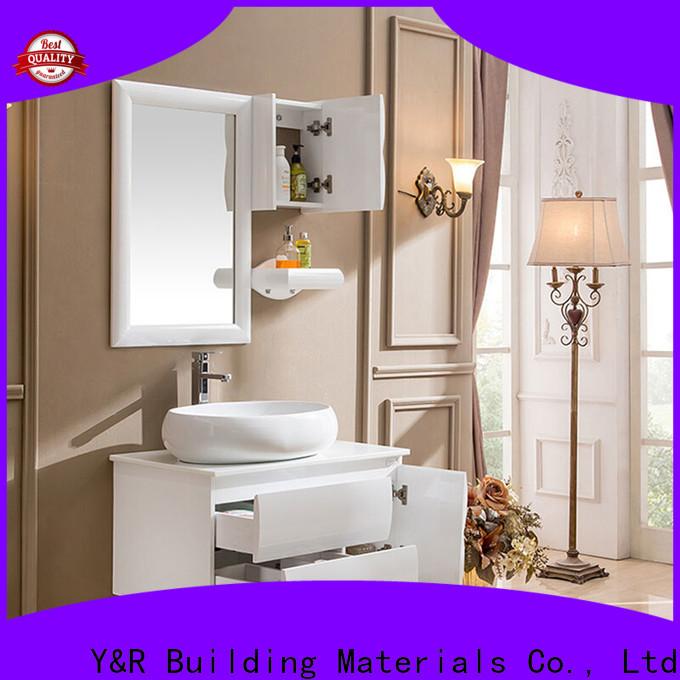 Y&R Building Material Co.,Ltd floating bathroom vanity Suppliers