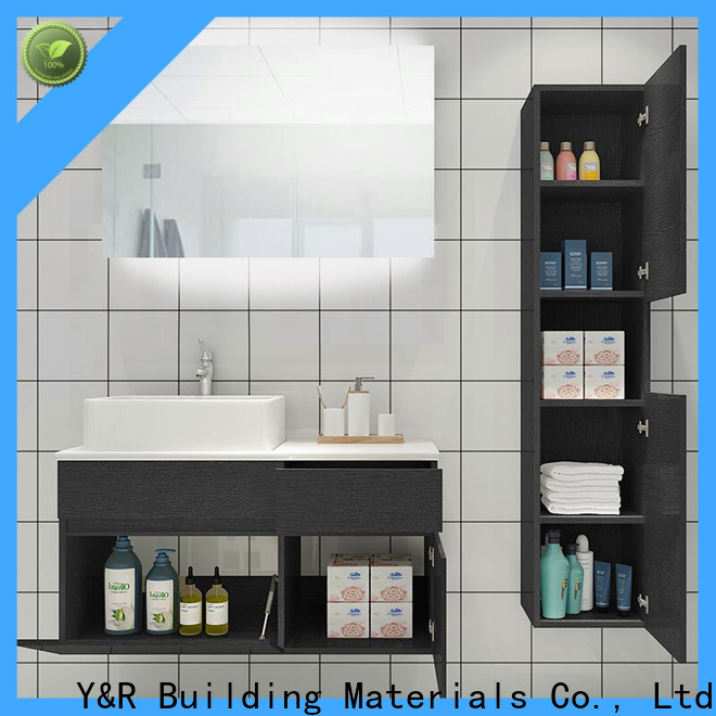 Wholesale smart bathroom cabinet factory