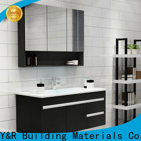 Latest wall mount bathroom cabinet Suppliers