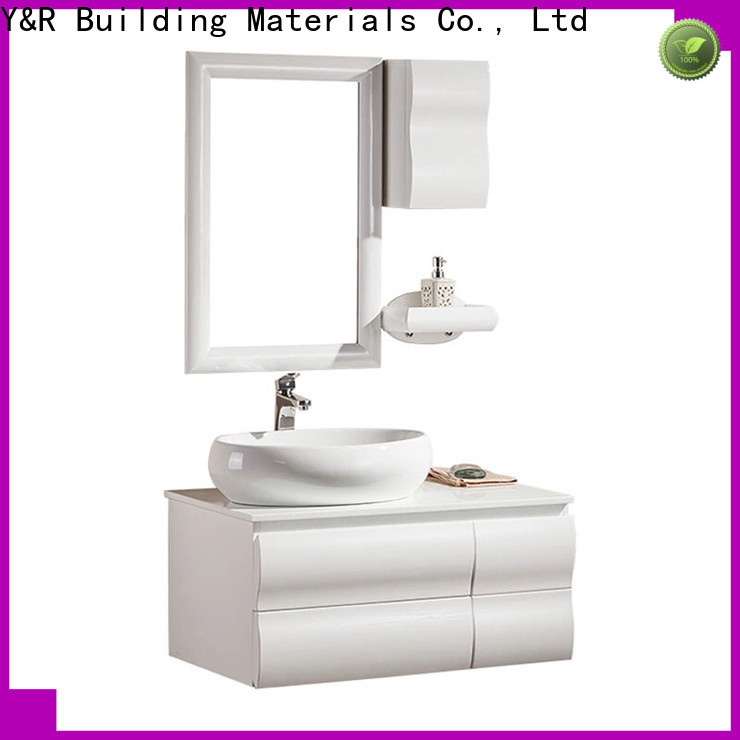 Y&R Building Material Co.,Ltd Latest contemporary bathroom vanity for business
