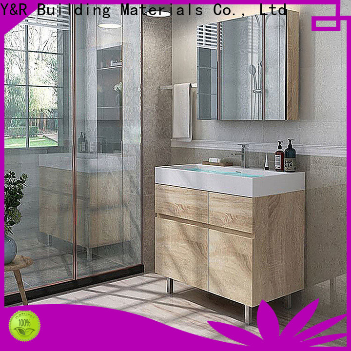 Y&R Building Material Co.,Ltd bathroom cabinet manufacturers