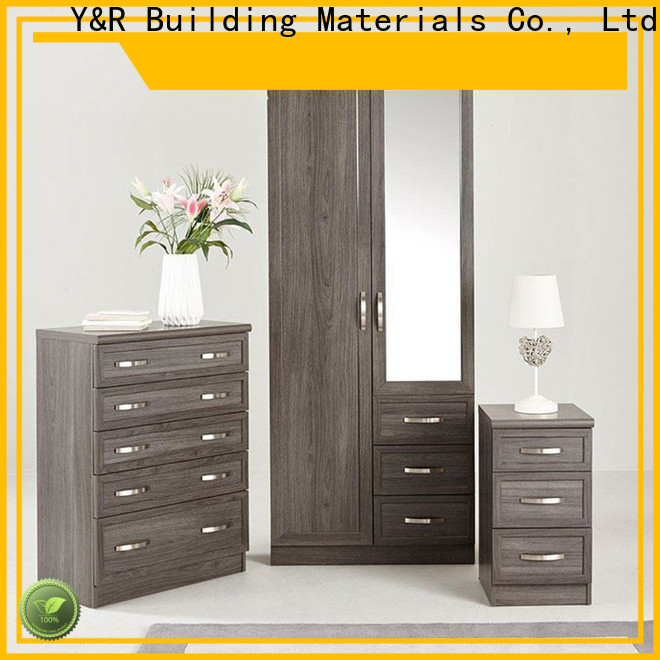 Y&R Building Material Co.,Ltd closet furniture wardrobe for business