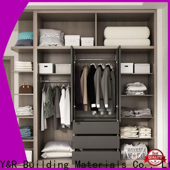 High-quality clothes closet manufacturers