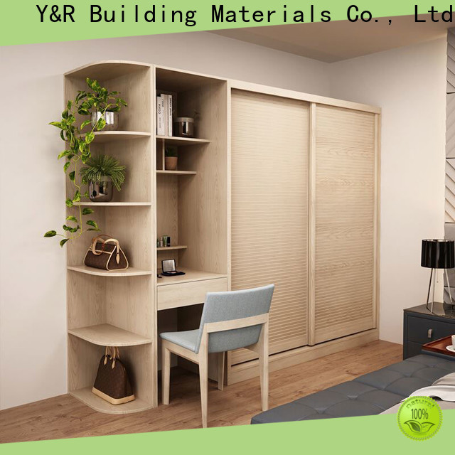Y&R Building Material Co.,Ltd clothes wardrobe manufacturers