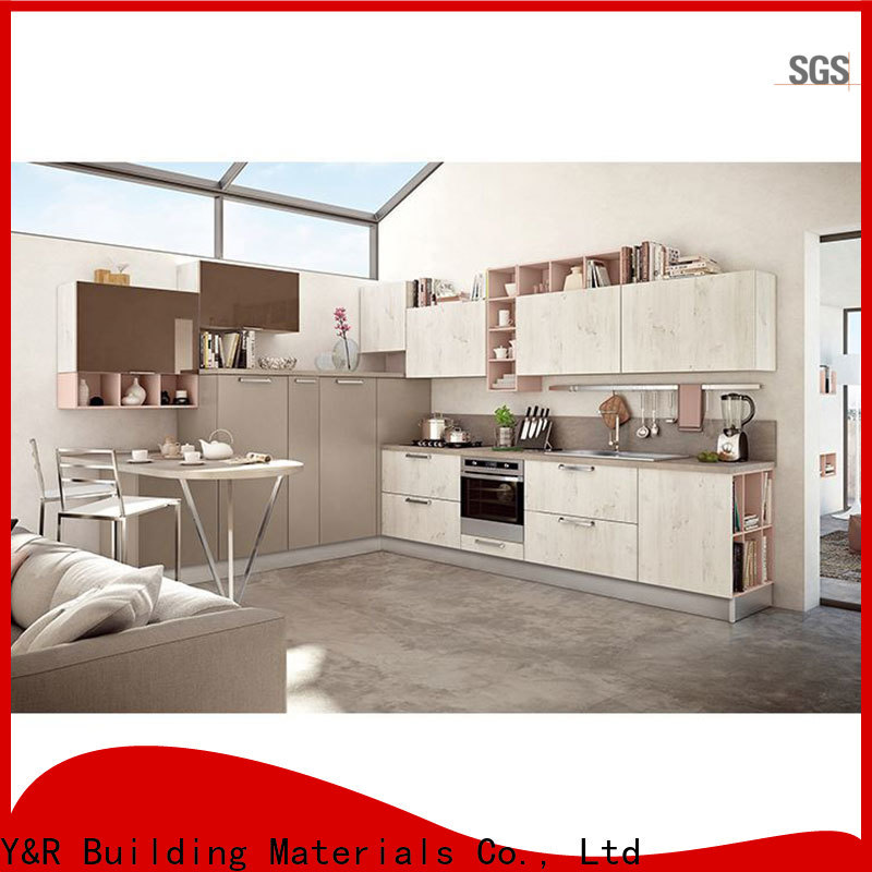 Y&R Building Material Co.,Ltd best kitchen cabinets Suppliers