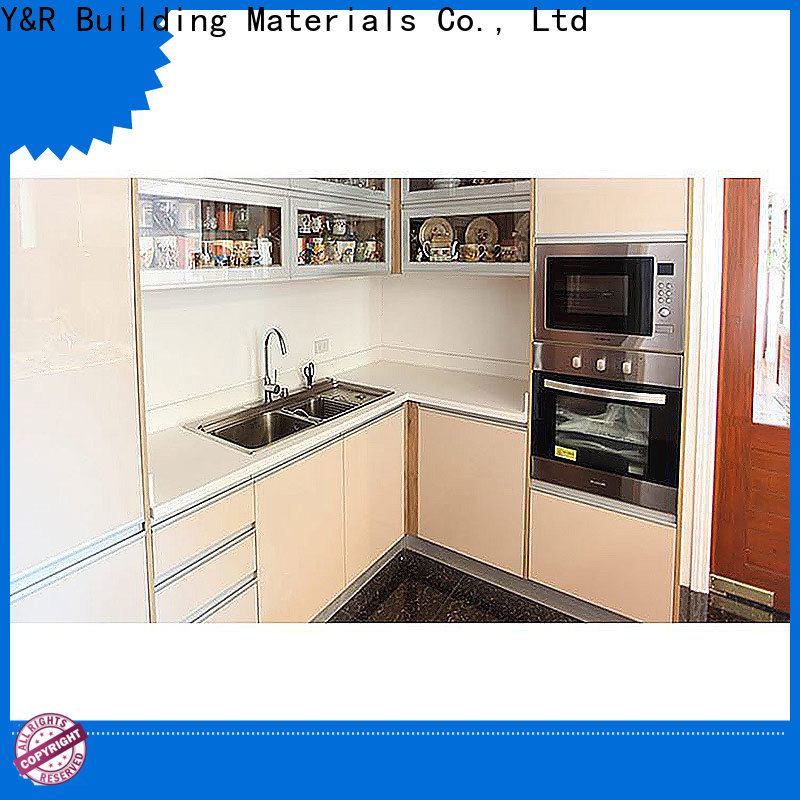 Y&R Building Material Co.,Ltd Best best kitchen cabinets Suppliers