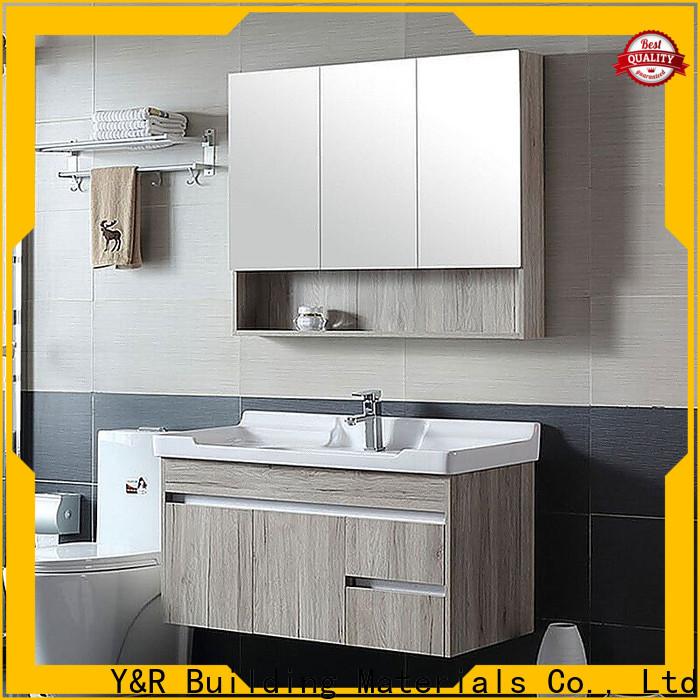 Y&R Building Material Co.,Ltd cabinet bathroom vanity company