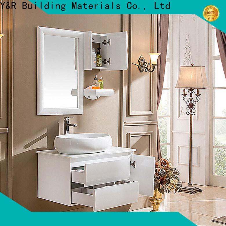 Y&R Building Material Co.,Ltd Best bathroom vanity cabinet company