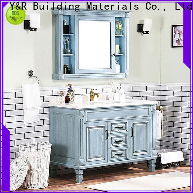Y&R Building Material Co.,Ltd Wholesale bathroom cabinet company