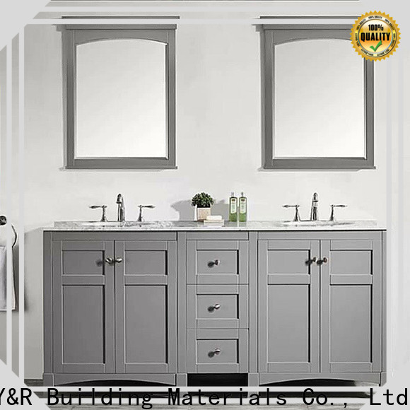 New marble bathroom cabinet for business