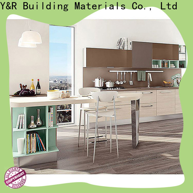 Y&R Building Material Co.,Ltd High-quality best kitchen cabinets manufacturers
