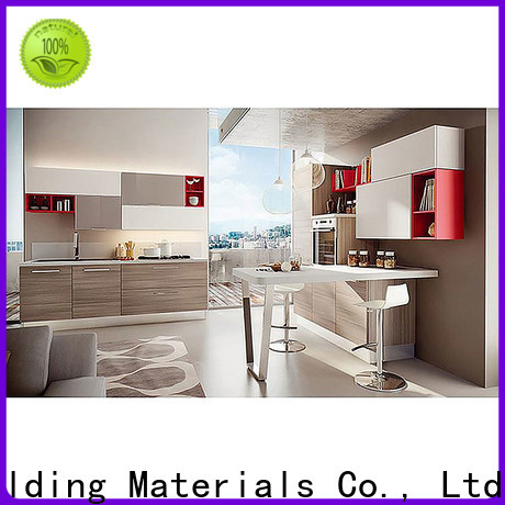Y&R Building Material Co.,Ltd New best kitchen cabinets factory