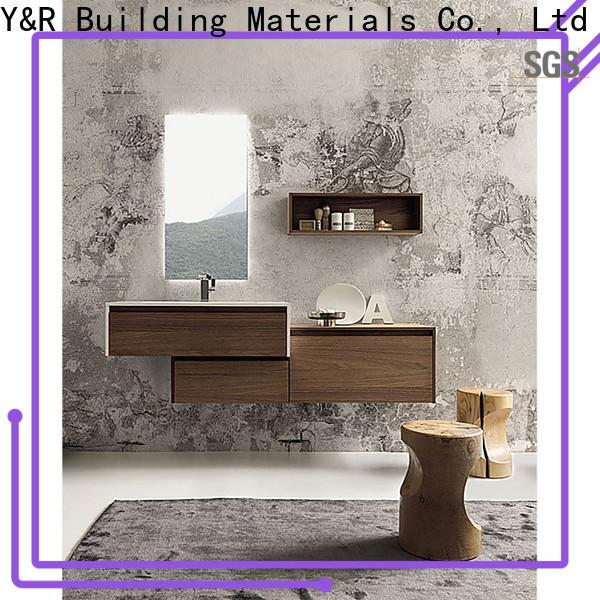 High-quality bathroom wall cabinet Supply