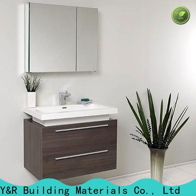 Y&R Building Material Co.,Ltd Latest contemporary bathroom vanity Suppliers