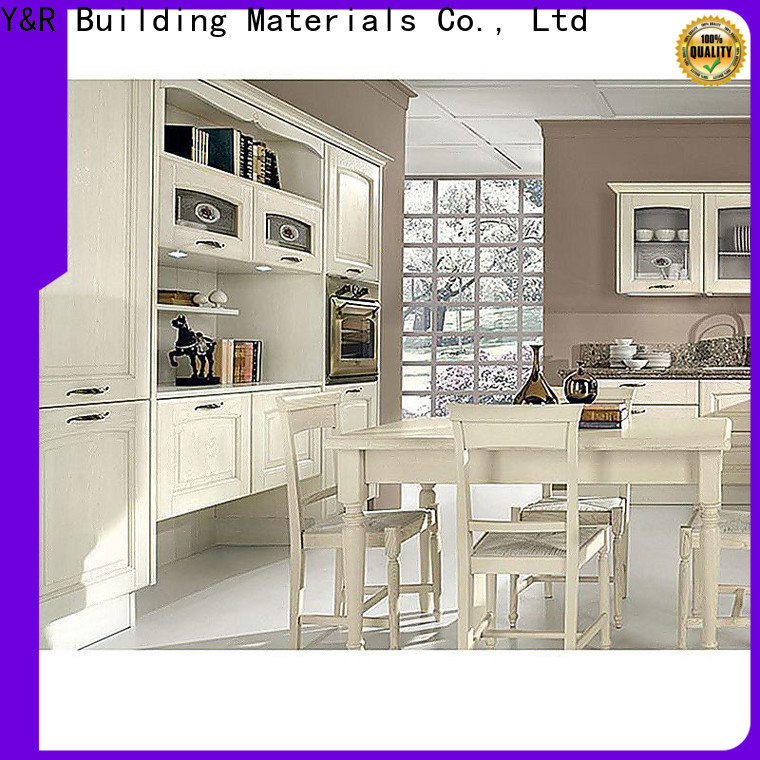 Y&R Building Material Co.,Ltd Wholesale best kitchen cabinets Suppliers