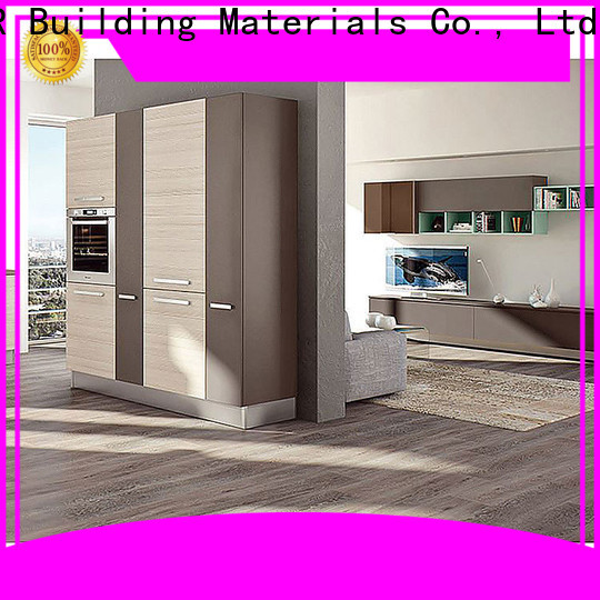 Y&R Building Material Co.,Ltd Latest best kitchen cabinets company