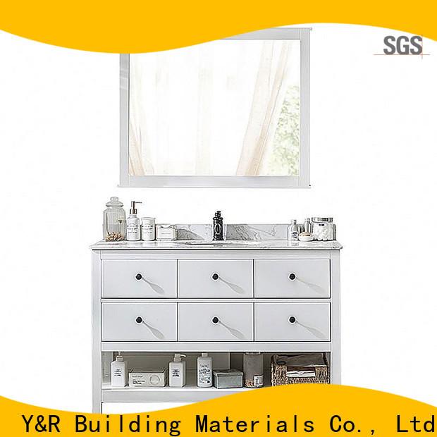 Y&R Building Material Co.,Ltd New narrow bathroom vanities Suppliers