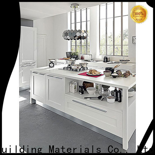 Y&R Building Material Co.,Ltd Latest best kitchen cabinets Suppliers