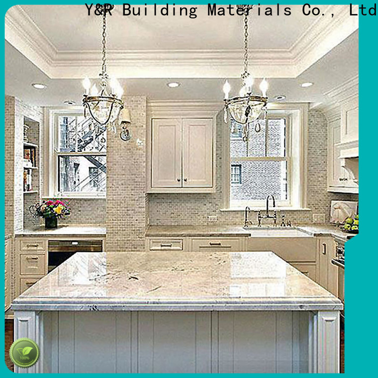 Y&R Building Material Co.,Ltd modern kitchen cabinets Supply