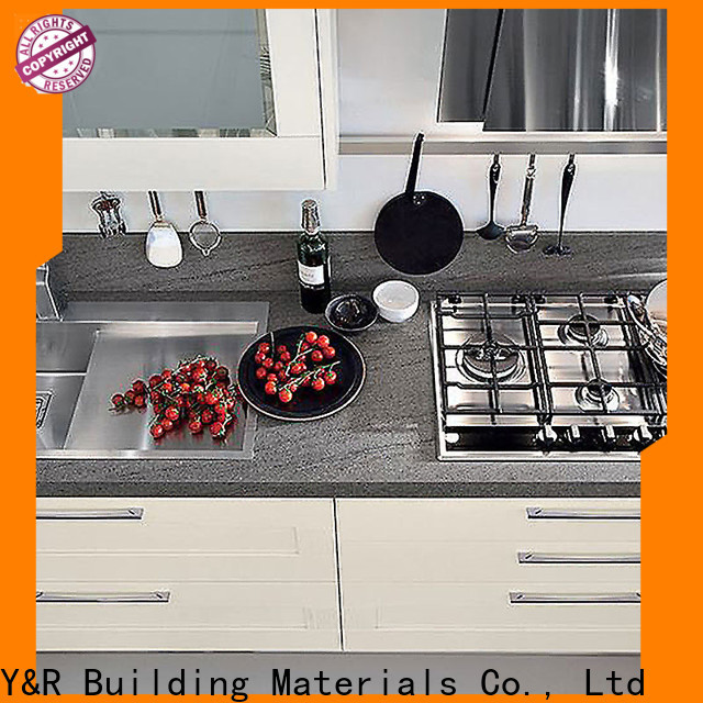 Y&R Building Material Co.,Ltd kitchen cabinet sale Suppliers