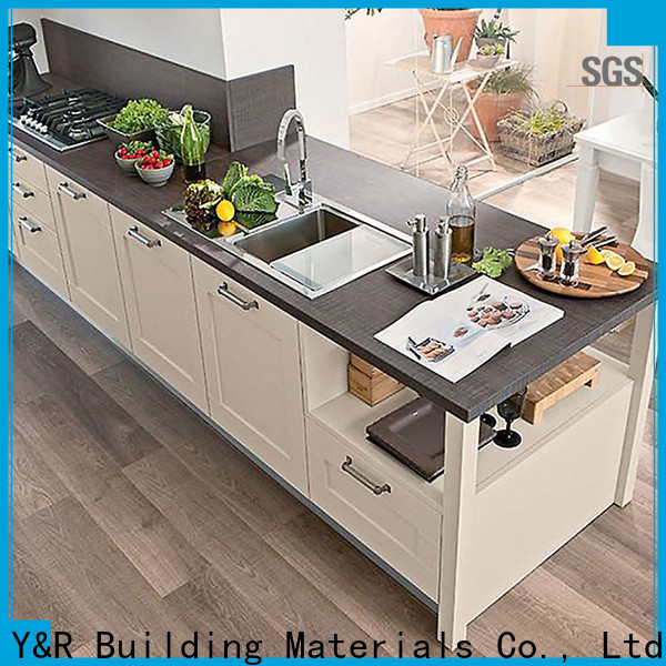 Y&R Building Material Co.,Ltd wall kitchen cabinet company
