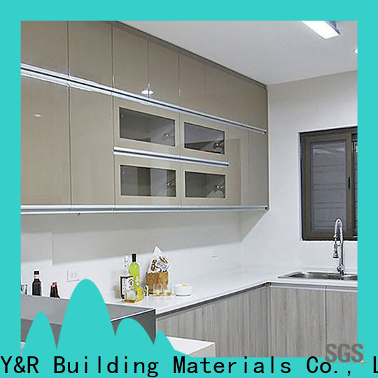 Y&R Building Material Co.,Ltd kitchen pantry cabinet factory