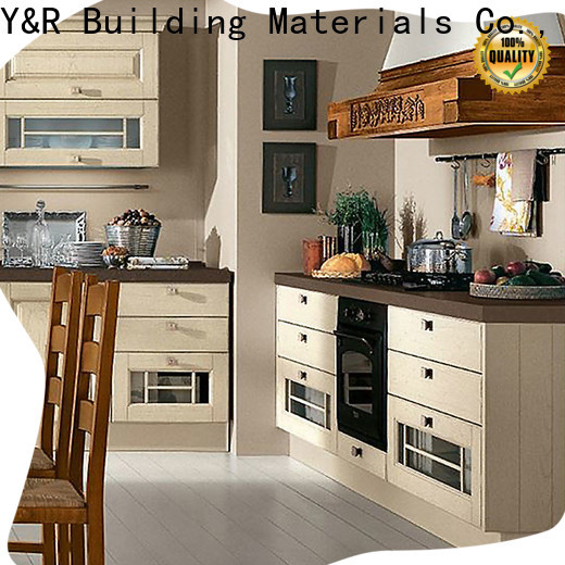 Y&R Building Material Co.,Ltd kitchen pantry cabinet for business