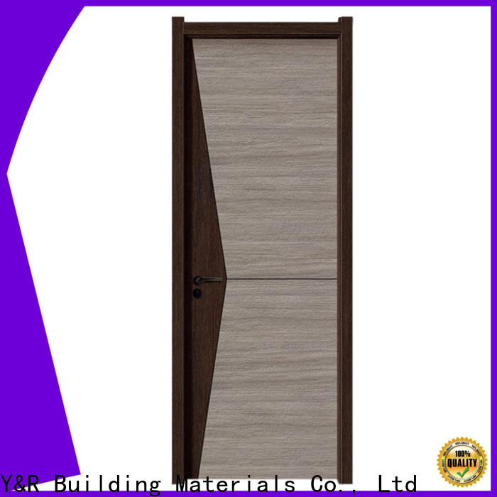 Y&R Building Material Co.,Ltd High-quality interior pantry doors Supply