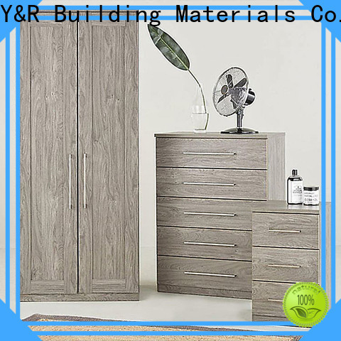 Y&R Building Material Co.,Ltd new wardrobe for business