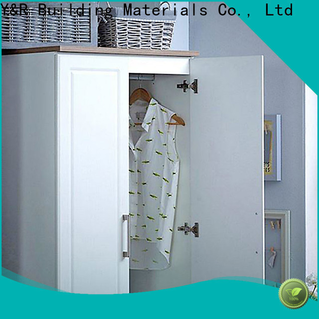 Y&R Building Material Co.,Ltd Latest modular wardrobe Suppliers