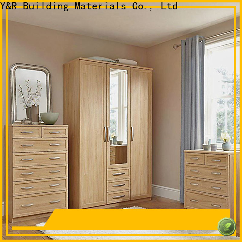 Y&R Building Material Co.,Ltd standing wardrobe company