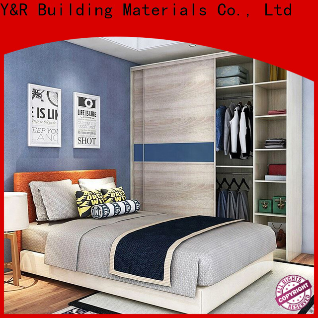 Y&R Building Material Co.,Ltd High-quality freestanding wardrobe factory