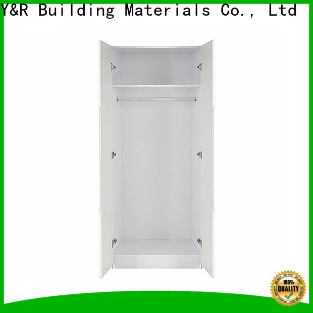 Y&R Building Material Co.,Ltd Top prefab wardrobe manufacturers